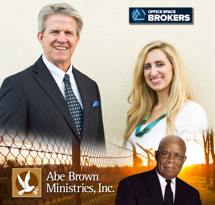 Office Space Brokers Tees Off With Abe Brown Ministries